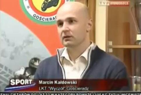 Sport TVP Bydgoszcz 45 lat LKT Wyczół
