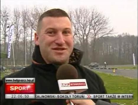 SUPERMOTO w Telewizji Bydgoszcz