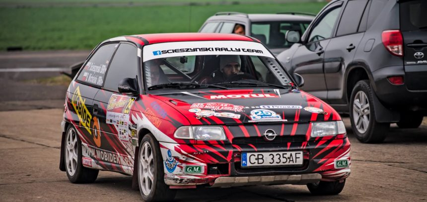 I runda Rallyland Cup 2017