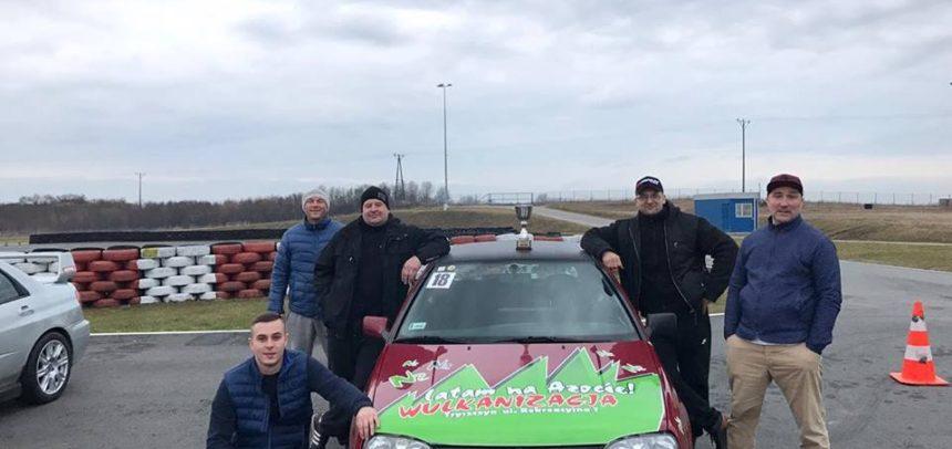 Start ekipy Wyczóła w 1 rundzie Wolnej Ligi Wyścigowej