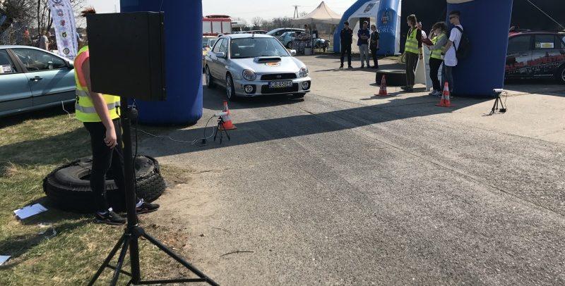 """Zawodnicy Wyczóła w Rajdowych Samochodowych Mistrzostwach Torunia """"MINI-MAX"""""""