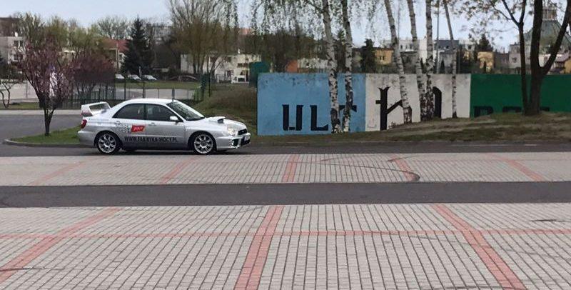 I Runda Mistrzostw Okręgu Bydgoskiego PZM w Autoslalomie