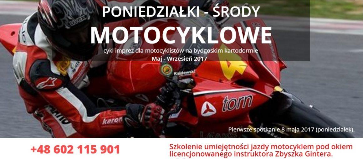 Poniedziałki i środy motocyklowe