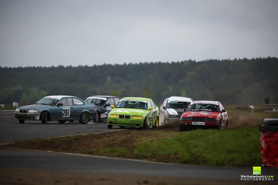 3 Runda OPONEO MOB / MOW PZM Rallycross 04.06 Toruń