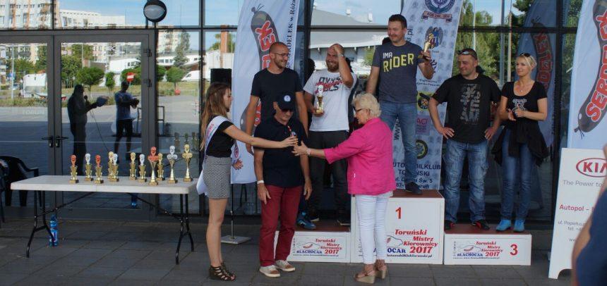Toruński Mistrz Kierownicy 2017- 2 runda za nami