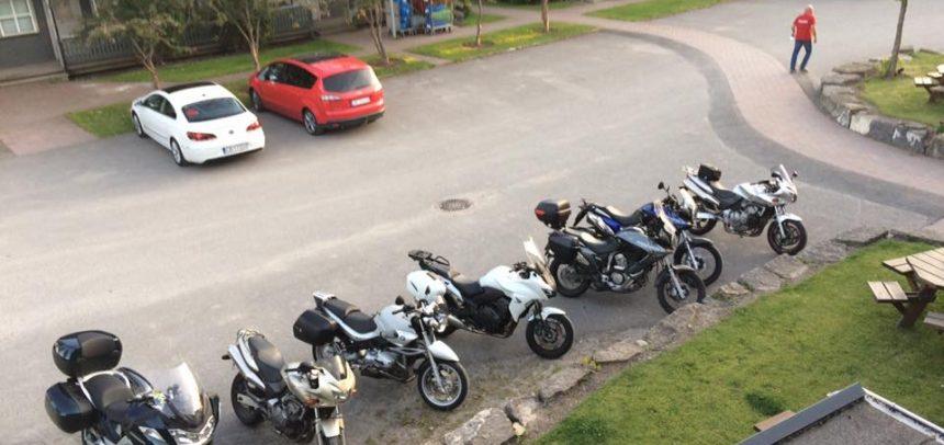 Ekipa Wyczóła w drodze na 72 FIM Rally