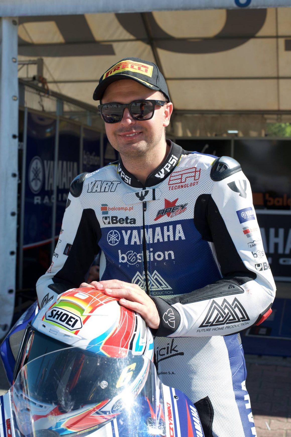Poniedziałek motocyklowy z Mistrzem Polski