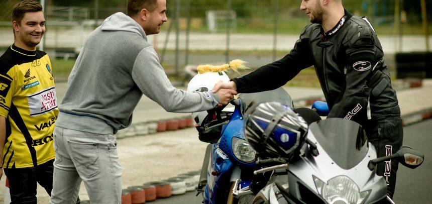 Poniedziałek Motocyklowy z Mistrzem