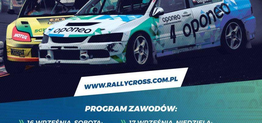 Oponeo Mistrzostwa Polski Rallycross 6 Runda