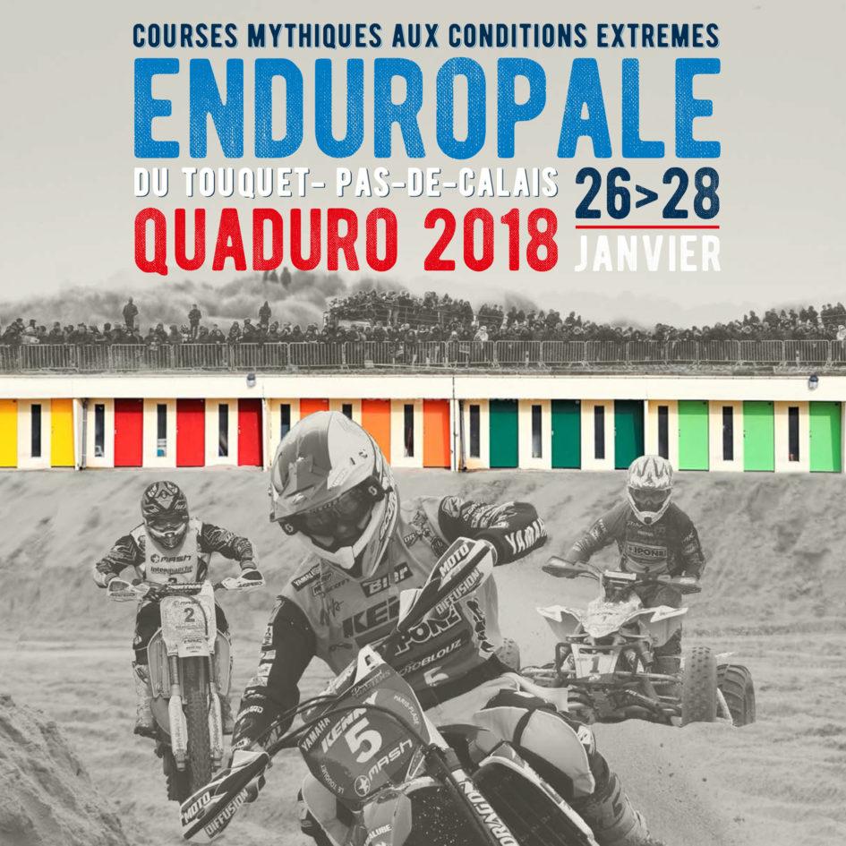 Maksym Szulc w Enduropale 2018