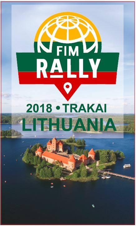 Spotkanie organizacyjne FIM Rally 2018