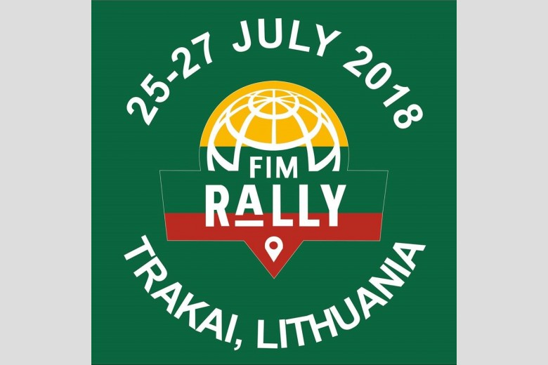 Uroczysty start do 73 FIM Rally 2018 Trakai – Litwa