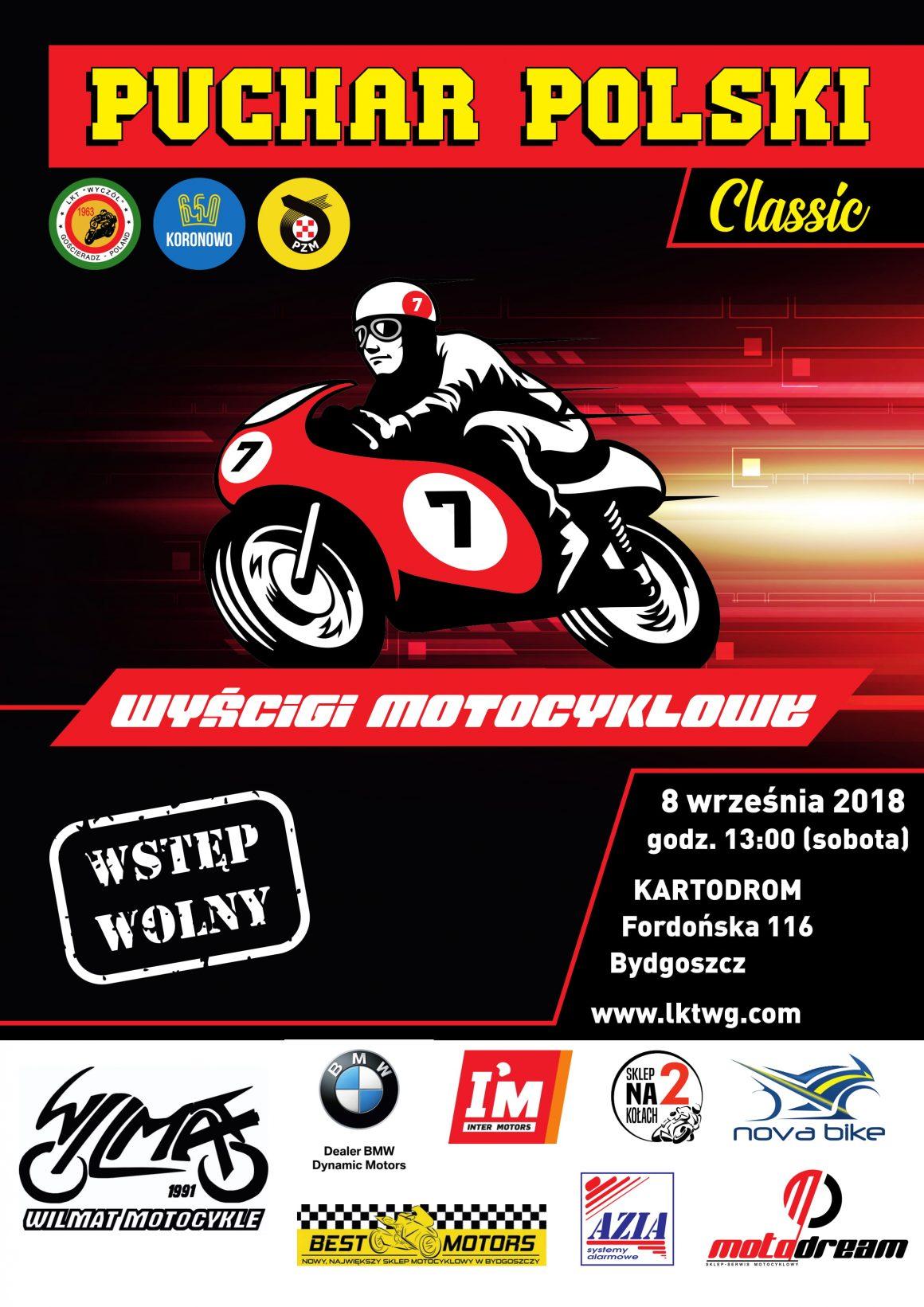 6. Runda Pucharu Polski klasy Classic, MPP 125 4T, Moto3, Superstock300