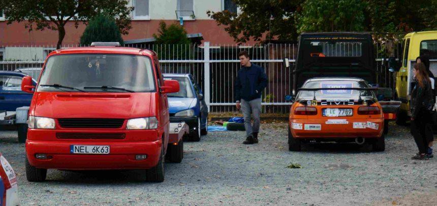 Finał Mistrzostw Okręgu w Autoslalomie