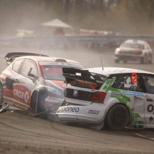 Rallycross w Słomczynie