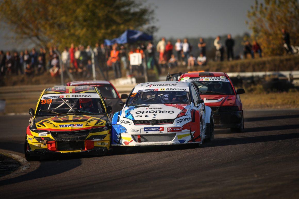 2 runda Mistrzostw Polski Rallycross – Motopark Toruń 27-28 kwietnia