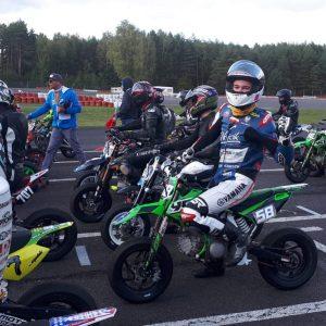 Mateusz Hulewicz zdobywa Puchar Polski PitBike