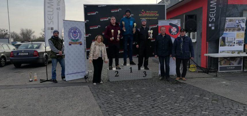 LKT WYCZÓŁ GOŚCIERADZ mistrzem klubowym w TORUŃSKIM MISTRZU KIEROWNICY !!!