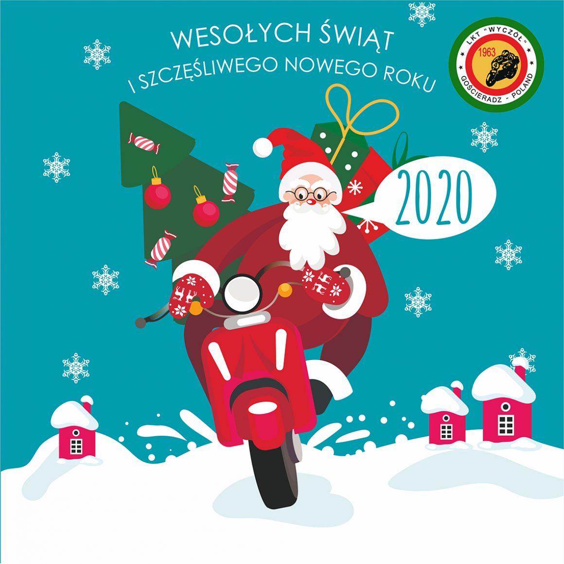 Najlepsze życzenia świąteczne i noworoczne