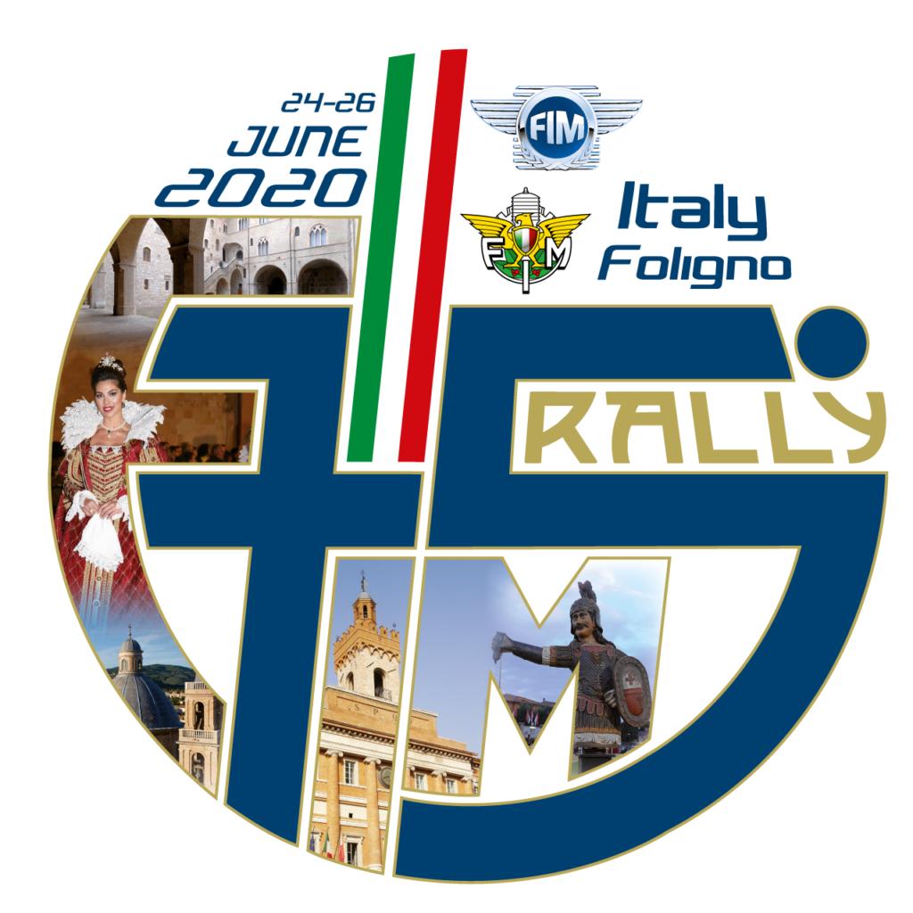 75 FIM Rally Foligno 2020-Spotkanie organizacyjne