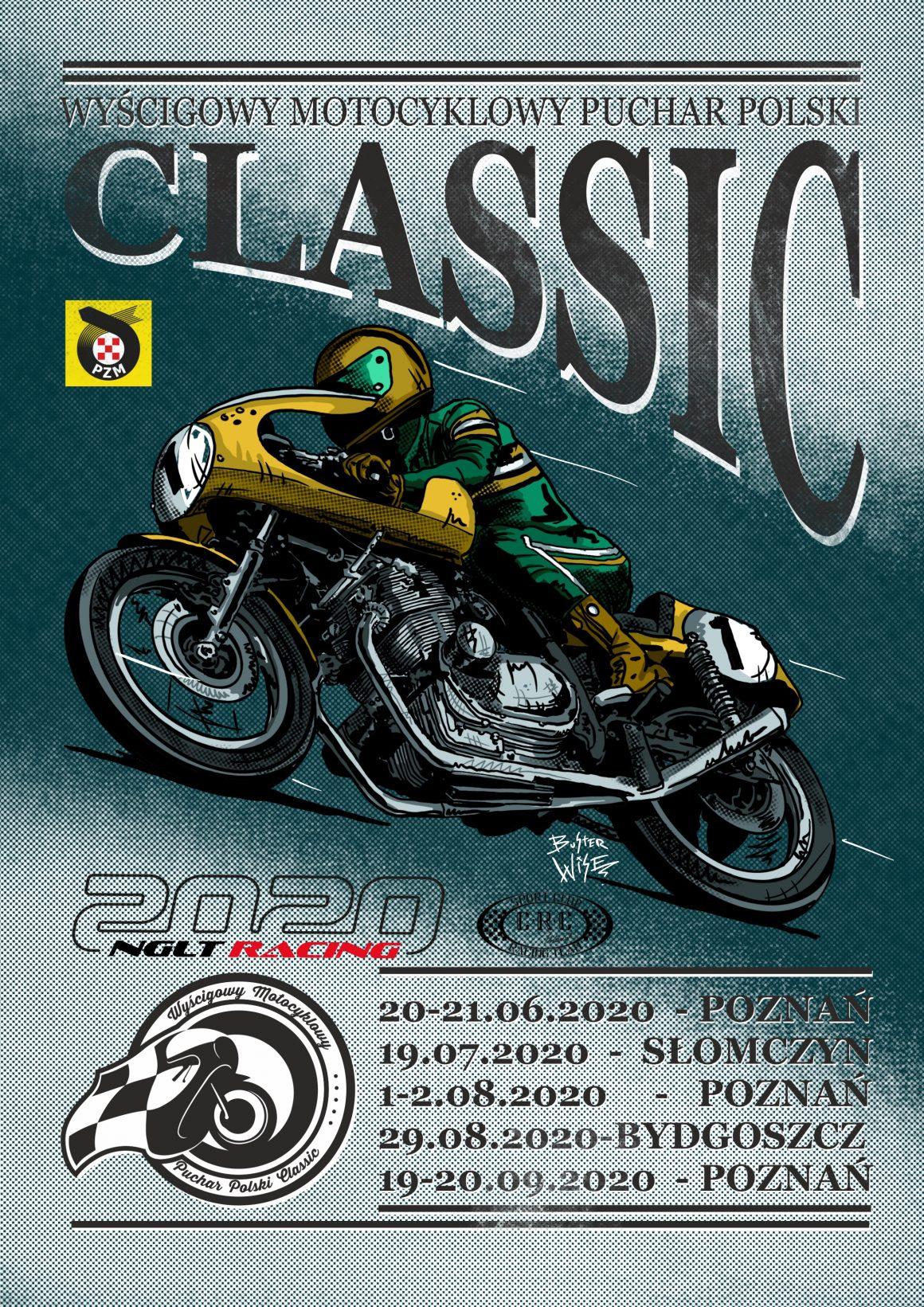 Zapraszamy na Wyścigowy Puchar Polski Classic
