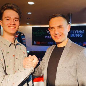 Mateusz Hulewicz dołącza do Szkopek Team