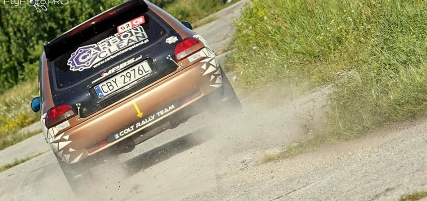 Rallysprint Challenge czyli rajd po lotnisku