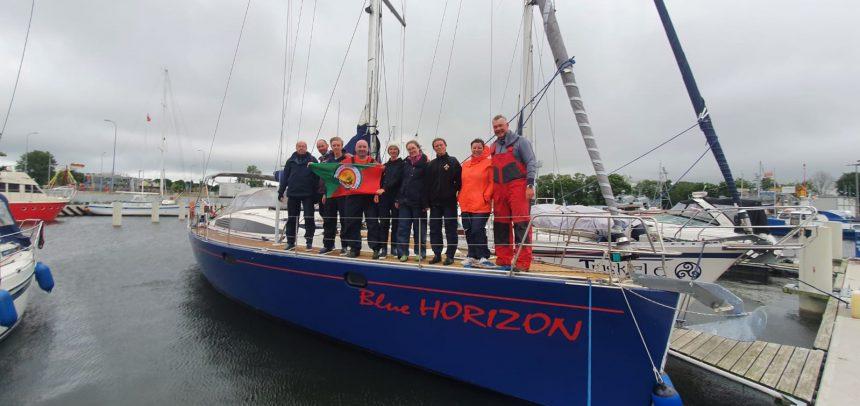 Covidowe zawirowania 2020. Rejs pod żaglami na Bałtyku