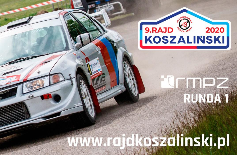 9 Rajd Koszaliński z udziałem ekipy LKT
