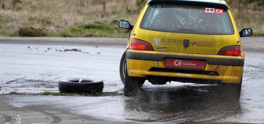 Rallysprint Challenge wystartował