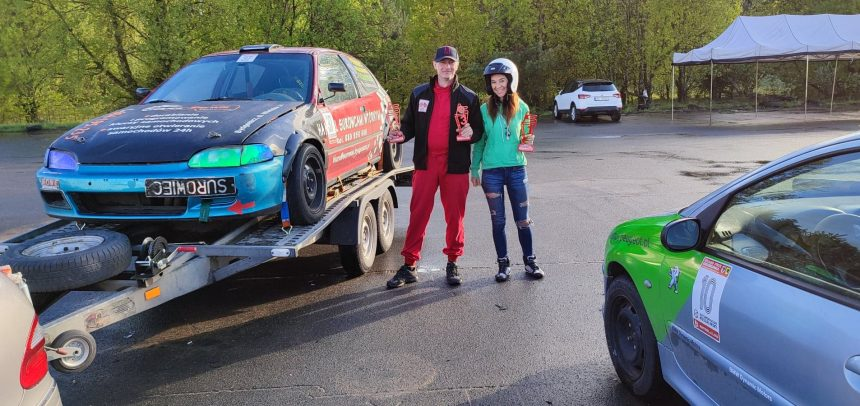II runda Autoslalomu – Grand Prix Szczecinka